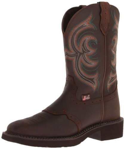 Justin Boots Women's Gypsy Collection, Aged Bark, 8 B US