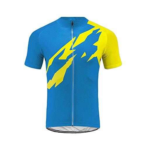 UGLY FROG -Newest-August Designs Sport Radsport Trikots & Shirts Kurzarm Herren Sommer Stil Bekleidung Atmungsaktiv Top