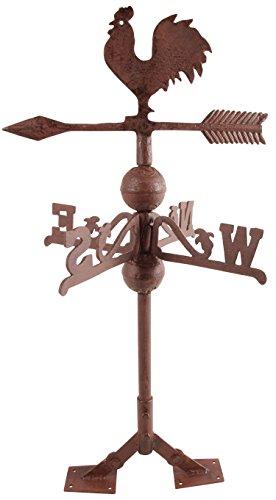 Esschert WV10 - Veleta, Color marrón, 1...