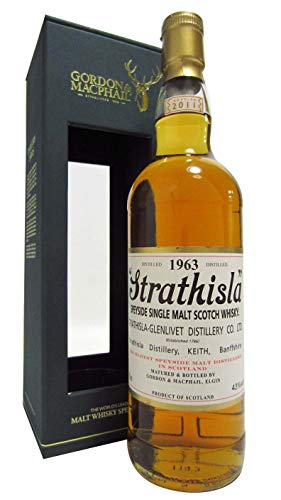 Strathisla - Speyside Single Malt Scotch - 1963 48 year old Whisky