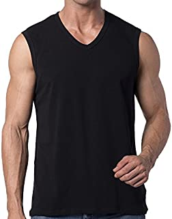 Y2Y2 Men's Sleeveless V-Neck T-Shirt