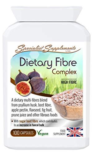 Specialist Supplements Dietary Fibre Complex 100 nasadek