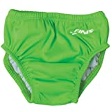 Finis Solid Costumino Contenitivo, Lime Green, L