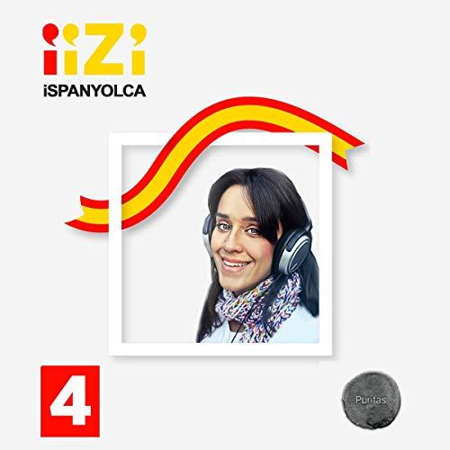 IIZI Ispanyolca 4 audiobook cover art