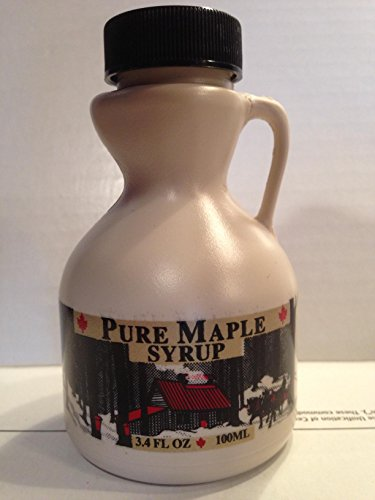 Maple Syrup Jugs  100 ml 34 FL OZ Each  Case of 16 Empty Containers w/caps