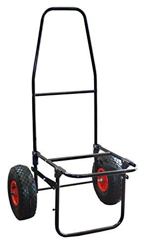 Fladen Angeln–Seat Box Trolley Gepäck Tackle Angeltasche Transport Aufbewahrung Lösung [25–0120]
