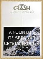 ポスター エドワード ルッシェ Fountain of Crystal 2009 額装品 ウッドベーシックフレーム(ナチュラル)