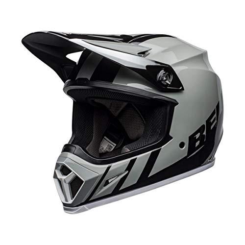 BELL Motocross-Helm MX-9 MIPS Grau Gr. S