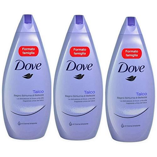 Dove - Gel de ducha Talco 700 ml
