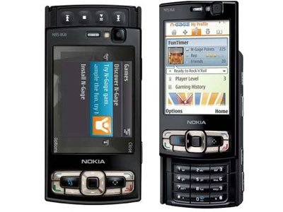 Nokia N95 8GB N 95 8 GB Offerta