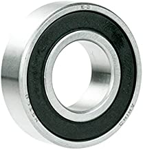 1x 1614-2RS Ball Bearing 3/8 x 1-1/8 x 3/8 inch Rubber Seal Premium RS 2RS