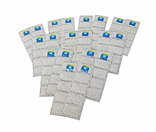 強力 除湿・消臭 シートシューズ用 繰り返し使えるから経済的 (お知らせセンサー付)2枚入×10セット(10足分)