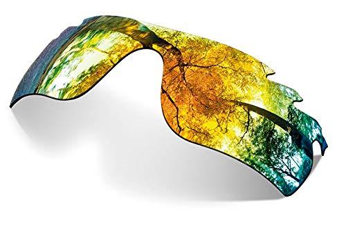 sunglasses restorer Cristales Compatible Polarizados de Recambio Fire Iridium para Radar Lock Ventilada
