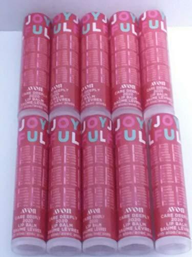 Avon Care Deeply 2020 Calendar Lip Balm - Lot of 10