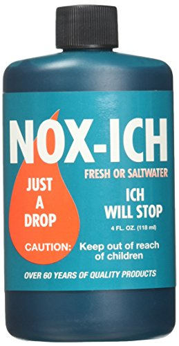 Weco Nox-Ich Water Treatment, 4 oz