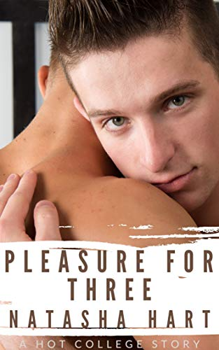 Pleasure for Three: A Sexy 21st Birthday Threesome: College Students Celebrate at a Local Nightclub (English Edition)