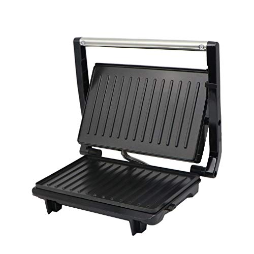 LY-JFSZ Sandwicheras, Panini Prensas Filete Profesional Barbacoa Negro Frito Bistec Placa De Hierro Barbacoa Carne Máquina