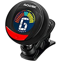 Aodsk Clip-On Tuner Professional