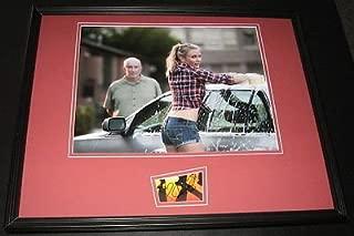 Cameron Diaz SEXY Signed Framed 16x20 Photo Display Bad Teacher Daisy Dukes