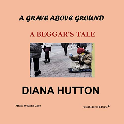 A Grave Above Ground audiobook cover art