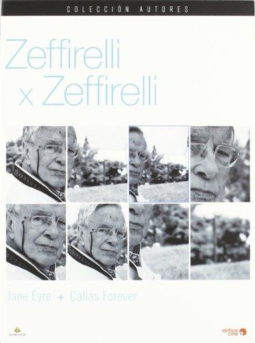 Pack Zeffirelli Jane Eyre (1996) + Callas Forever 2 DVD