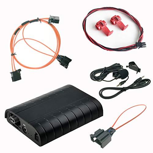 Adaptador Bluetooth A2DP USB SD AUX para Porsche 911 997 Boxster Cayman Cayenne PCM2.0/2.1 CDR23/24 Car Kit