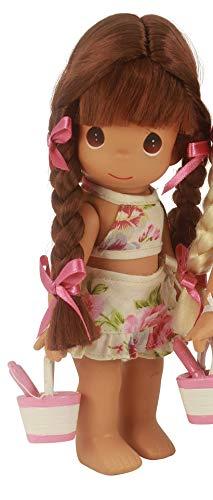 "Precious Moments 9"" Sand Castle Dreams Brunette Doll"