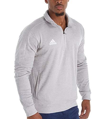 adidas Athletics Team Issue 1/4 Zip Long Sleeve