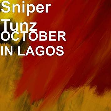 October In Lagos