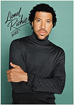 Wall Calendar 2022 [12 pages 8 x11 ] Lionel Richie Music Vintage Magazine Cover Photo Poster
