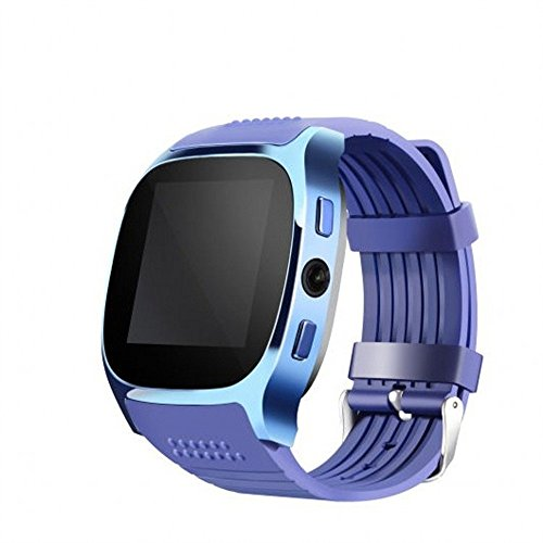 Colorful Bluetooth 3.0 Smart Watch Schrittzähler丨 Phone-Mate 丨SIM und TF-Kartensteckplatz 丨 SMS Push 丨 Bluetooth Kamera 丨Bluetooth Musik