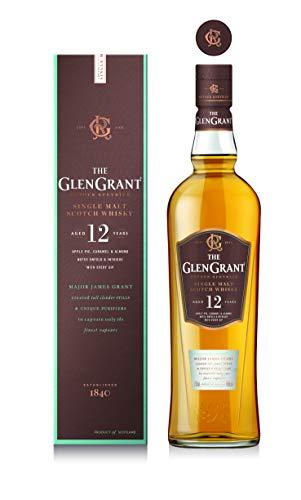 Glen Grant 12 Jahre Single Malt Scotch Whisky (1 x 0.7 l)