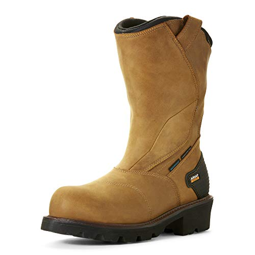 ARIAT Men's Powerline Waterproof Composite Toe Work Boot