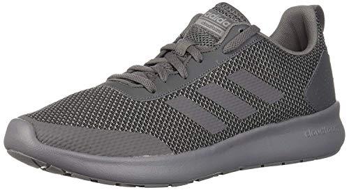 adidas Performance Men's Element Race Running Shoe, Grey/Grey/Grey, 8 M US