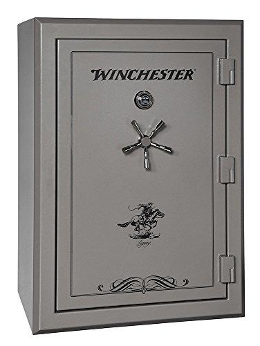 Winchester Safes Legacy 44, 51 Gun Safe, 2.5 Hour Fire Rating, U.L. Listed Mechanical Lock,
