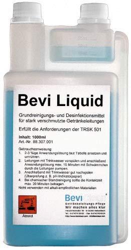 Bevi Liquid Bierleitungsreinigung Ausführung: Nachfüllkanister 5.000 ml