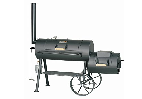 Smoky Fun BBQ-Smoker Party Wagon 5