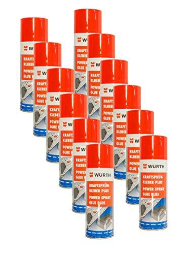 Würth Kraftsprühkleber Plus, 400 ml