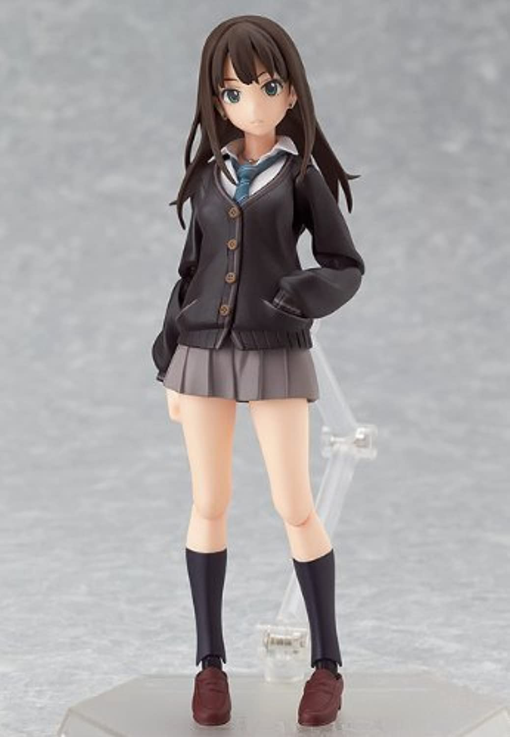 Figma - The Idolmaster  Cinderella Girls [Rin Shibuya] [WF2013 Winter Exclusive]