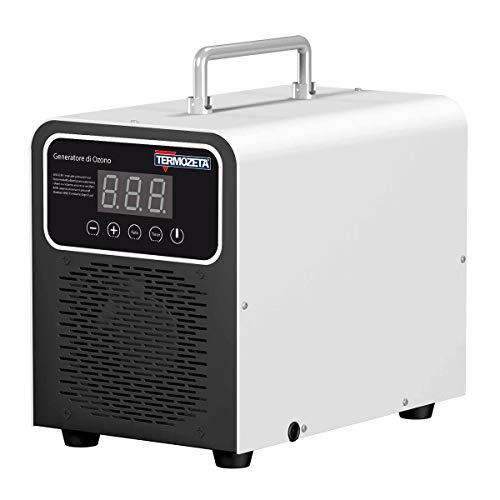 generatore di ozono lcd GENERATORE DI OZONO PROFESSIONALE OZONE MACHINE 10G/H DA 25 a 250 METRI QUADRATI