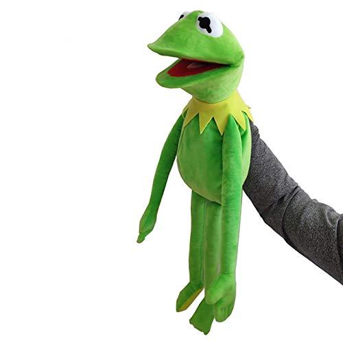Sesame Street Muppets The Muppet Show Kermit Frog Peluche 70Cm, Muñeca Juguetes De Peluche Regalos De Cumpleaños para Niños