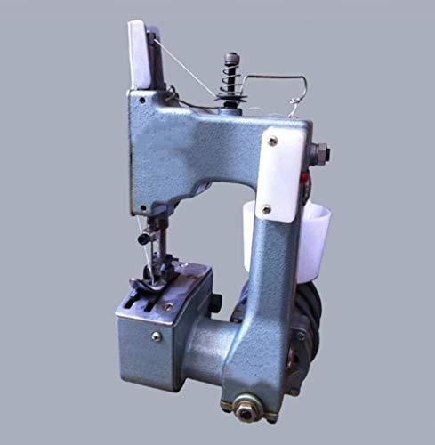 XGHW Handheld Bag Sewing Machine Tragbare elektrische Woven Bag Sealing Machine Sealer für Kunststoff gewebt/Papiertüte/Papier-Kunststoff-Verbundbeutel/Aluminium-Papiertüte Nähen
