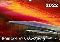 Kamera in Bewegung (Wandkalender 2022 DIN A3 quer): Abstrakte Strassenbilder (Monatskalender, 14 Seiten )