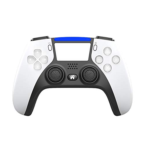 Queen.Y Wireless Controller Spiel Remote Dual Vibration Control Gaming Joystick Griff für PS4 Slim PS4 Pro