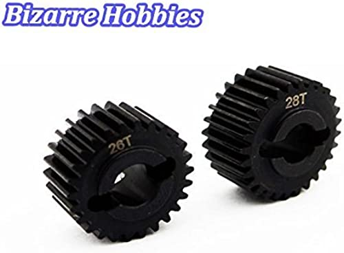 forma única Hot Racing YET1000HP Steel High Speed Transmission Gear Gear Gear Set - Axial Yeti by Hot Racing  moda