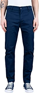 Levi's XX Chino Slim II Men's Trousers 17199 0040 Navy Blazer