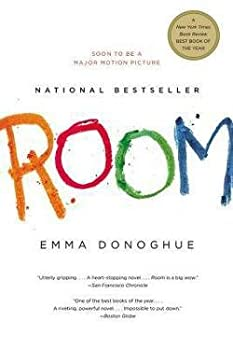 Emma Donoghue  Room  Paperback   2011 Edition