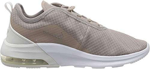 Nike Damen WMNS AIR MAX Motion 2 Laufschuhe, Mehrfarbig (Pumice/MTLC Silver-Platinum Tint 203), 40 EU