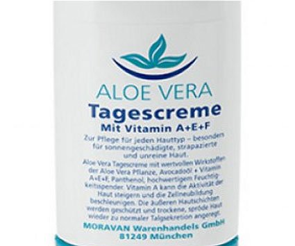 Moravan Aloe Vera Tagescreme 75ml