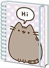 Pusheen Says Hi A5 Ring Binder Notebook